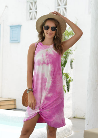 women-tiedye-summer-outfit-midi-dress-august-lemonade