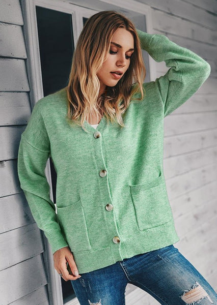 Sweet Love Casual Cardigan