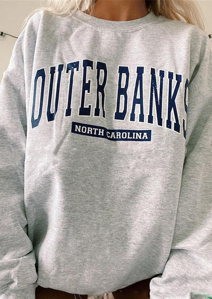 Outer Banks Oversized Sweatshirt
