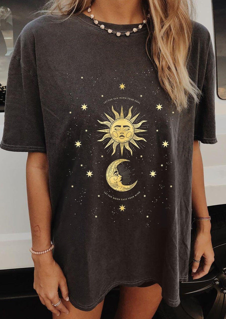Cool Baby Cozy Oversized Tee