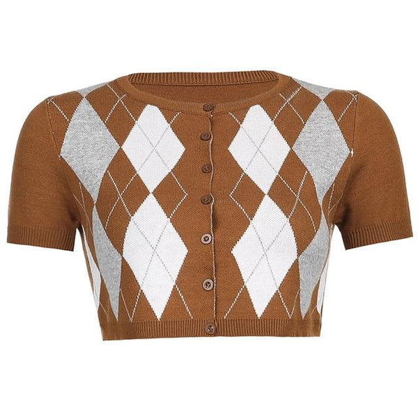 Mia Argyle Preppy Top