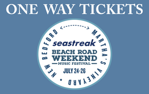 One Way - Seastreak Ticket