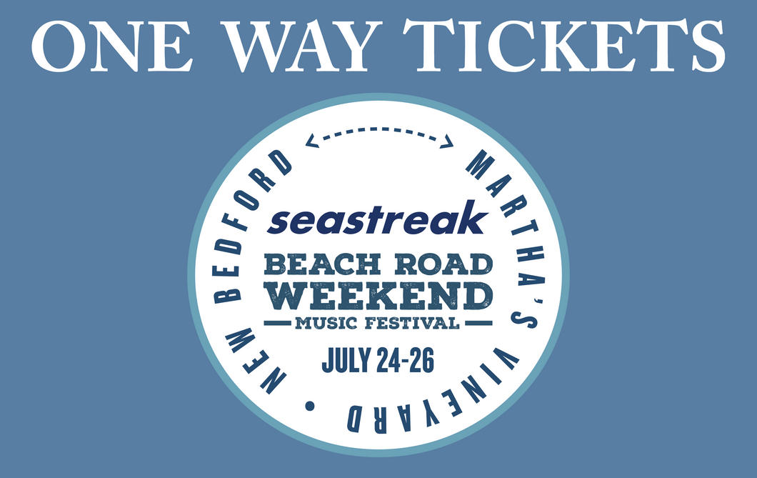 Date & Time - Seastreak Ticket
