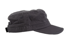Load image into Gallery viewer, Gray Army Hat