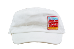 White Army Hat