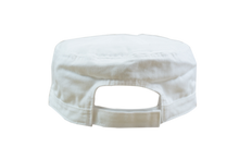 Load image into Gallery viewer, White Army Hat