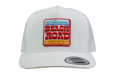 Load image into Gallery viewer, White Trucker Hat