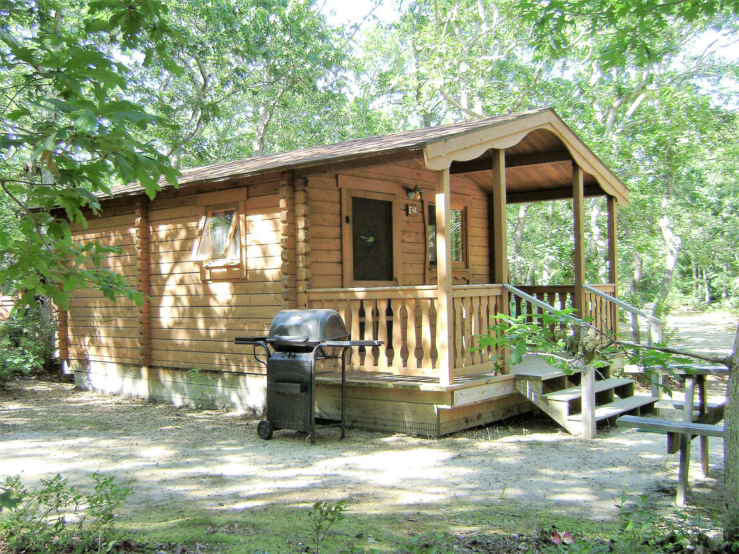 Add-On MV Family Campgrounds - Two Room Cabin