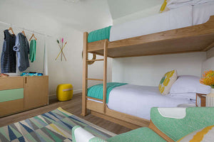 Summercamp - Twin Bunk Room
