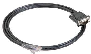 RJ45 Male-DB9 Cable