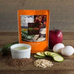 EGGS, APPLES & OATS (12-pack) Blenderized Meals