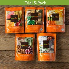 TRIAL PACK (1 of each meal - 5 meals total)