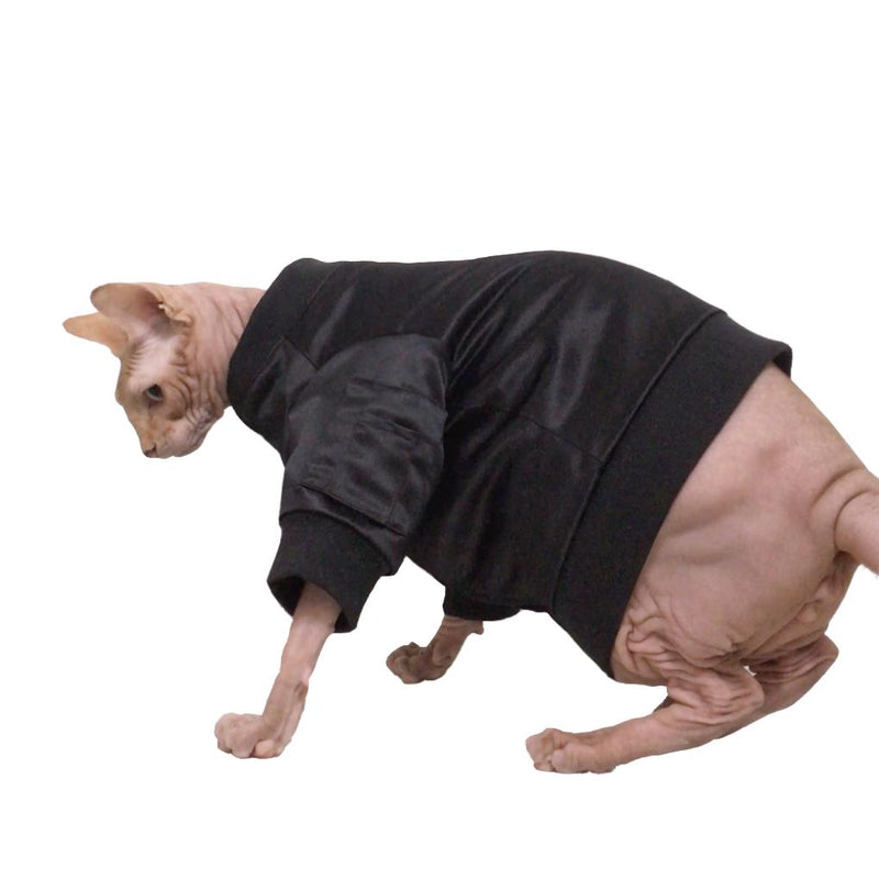 Satin Bomber for Sphynx