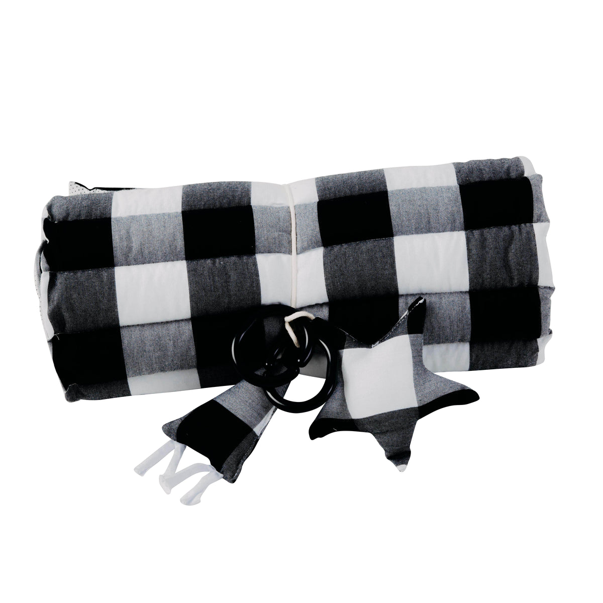 SOMMAR collection: Liner Bundle- black + white check