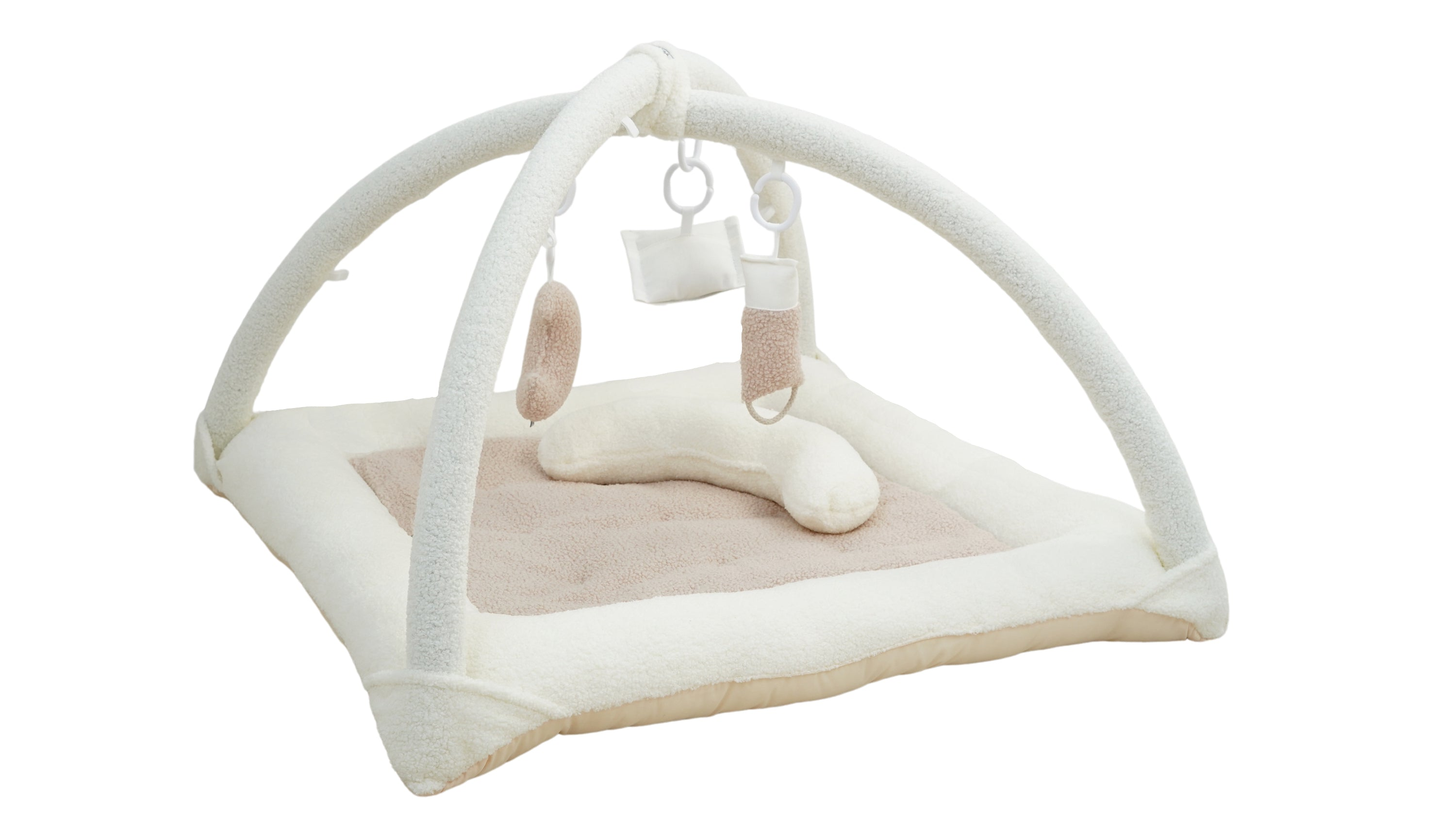 Activity Play Mat- cloud collection (2-in-1)