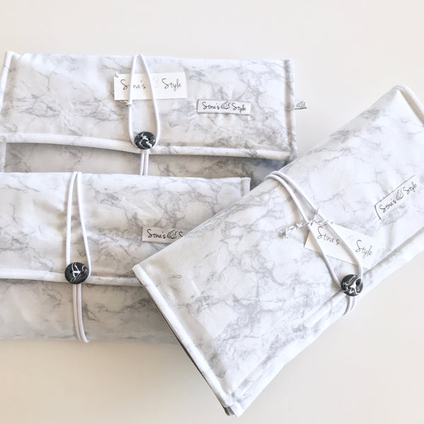 NappyWallet- Assorted Marble