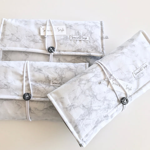 NappyWallet - Assorted Marble