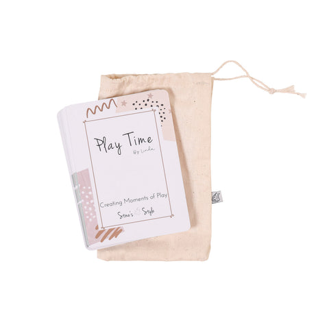 PlayTime by Linda Activity Card Deck