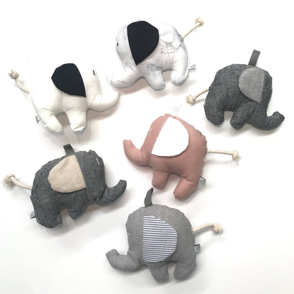 Ellie the Elephant - Assorted Colours