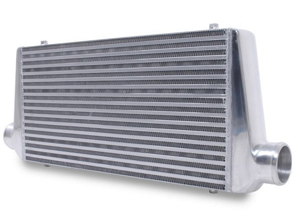 Large Universal Front Mount Intercooler - 600x300x76mm Core Size (76mm Inlet/Outlet)