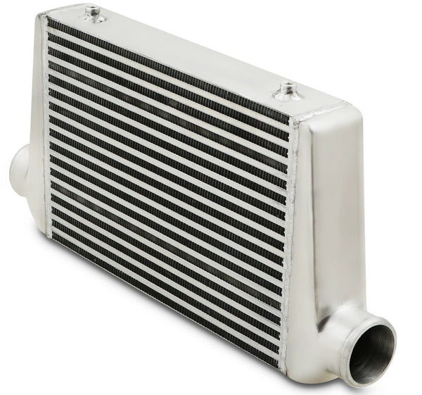 Medium Universal Front Mount Intercooler - 450x300x76mm Core Size (76mm Inlet/Outlet)