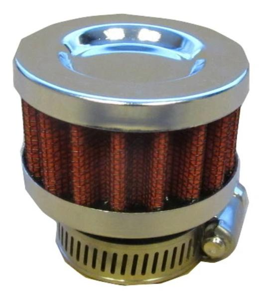 Medium Breather Filter (Oil Crankcase Air) - Various Neck Diameters