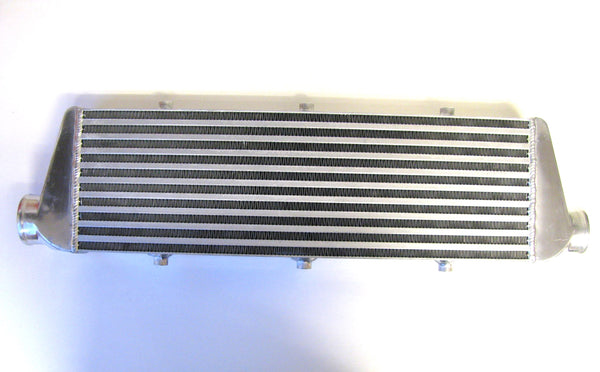 Small Universal Front Mount Intercooler - 550x180x65mm Core Size (57mm Inlet/Outlet)