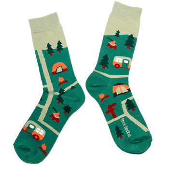 Sock Rocket Camping Socks