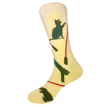 Sock Rocket Cats and Laser Pointers