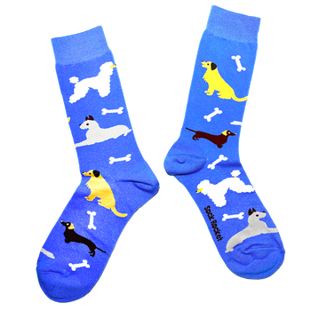 Sock Rocket Dog Socks