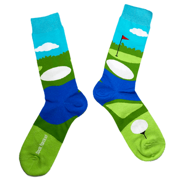 Sock Rocket Golf Socks