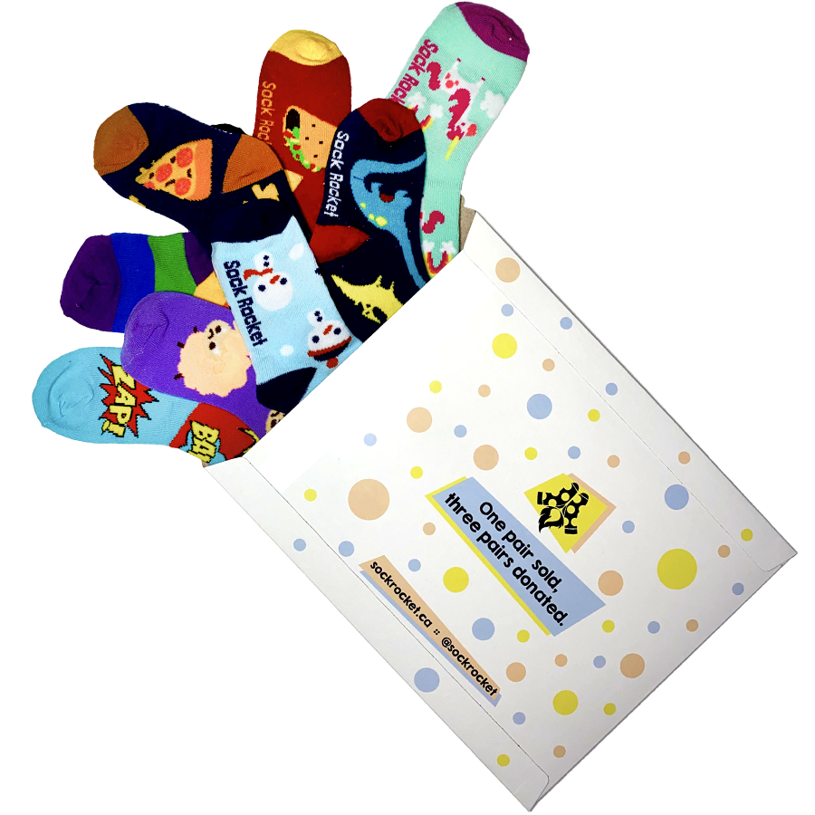 Kids Sock Subscription 12 Months