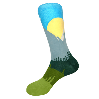 Sock Rocket Rocky Mountain Socks