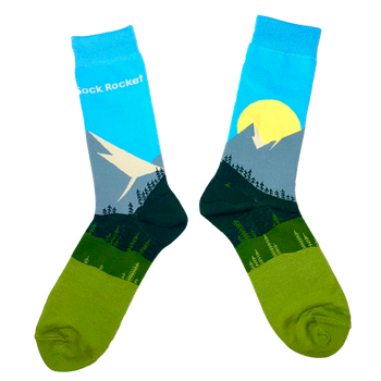 Rocky Mountain Socks