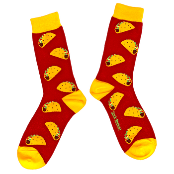 Sock Rocket Taco Socks