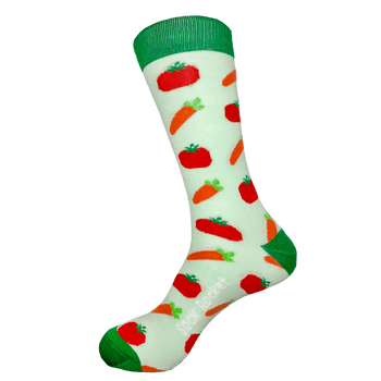 Sock Rocket Vegetable Socks