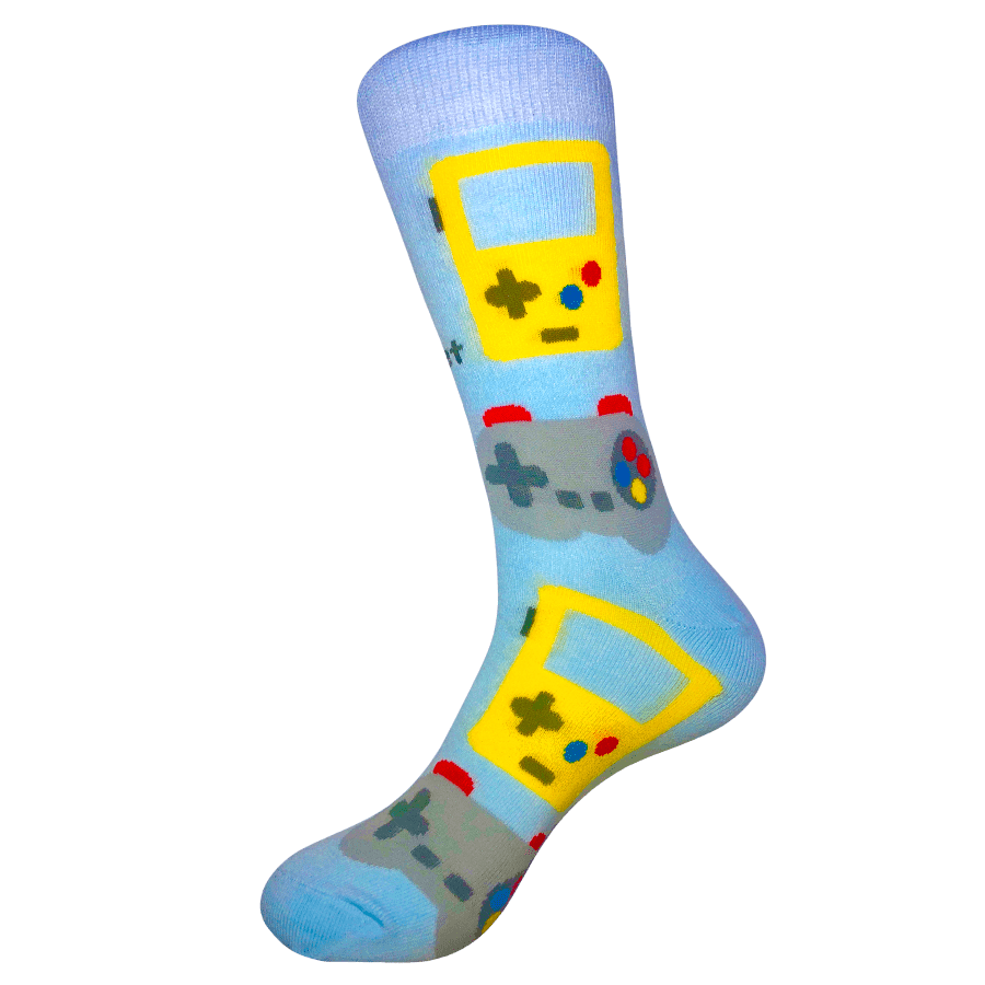 Sock Rocket Video Game Socks
