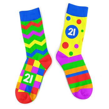 Down Syndrome Socks (PRESALE)