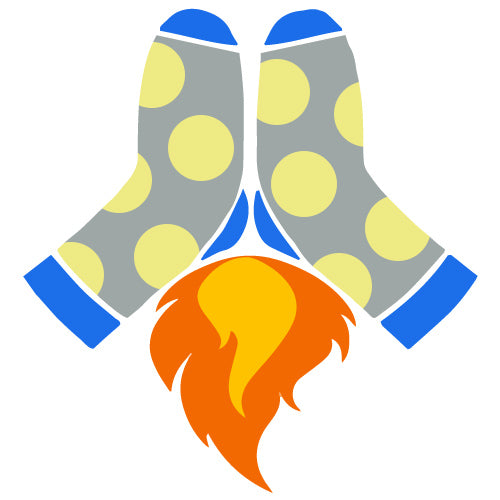 Sock Rocket Logo