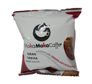 CAFFE' MOKAMOKA GRAN CREMA COMPATIBILE LAVAZZA POINT ( 1 CAPSULA ) - ottima-scelta-coffee-shop