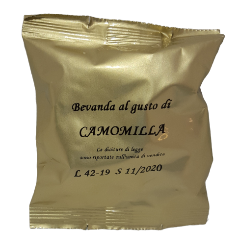 CAMOMILLA COMPATIBILE LAVAZZA POINT (50 CAPSULE) - ottima-scelta-coffee-shop