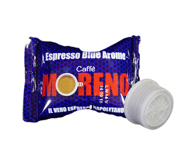 CAFFE' MORENO BLU AROME LAVAZZA POINT (1 CAPSULA) - ottima-scelta-coffee-shop