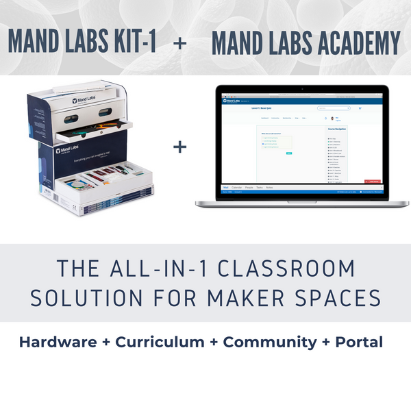 Mand Labs Classroom Pack- 10 Kits