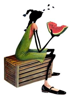Watermelon Girl #2
