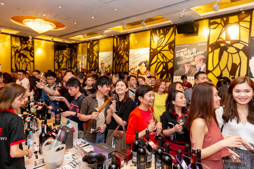 品酒工作坊 wine tasting workshop 試酒會香港 wine tasting hong kong 意大利品酒音樂文化節 HK Festivals & Events