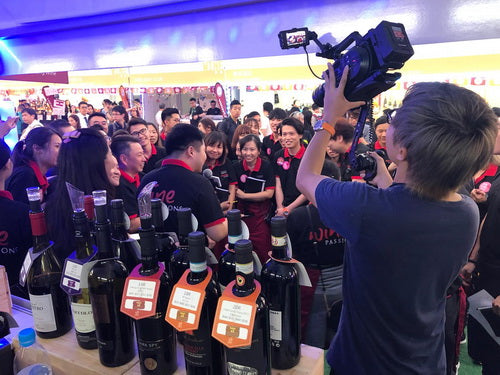 美酒佳餚巡禮 葡萄酒 wine and dine festival wine 香港意大利酒 italian wine in hong kong