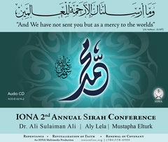 IONA 2nd Annual Sirah Conference CD set
