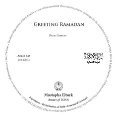 CD Ramadan Package Set  Friday Sermons by Ameer Mustapha Elturk