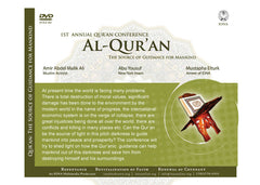 IONA 1st Annual Qur'an Conference Al-Qur'an The Source For Guidance For Mankind DVD
