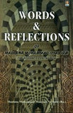 Words & Reflections of Maulana Mohammad Ilyas by Maulaana Muhammed Manzoor Nomani